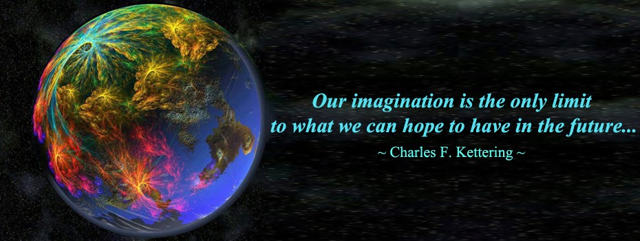 our imagination is the only limit